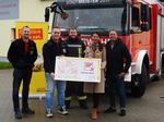 Langenhessener Feuerwehr räumt Vereinstausender ab