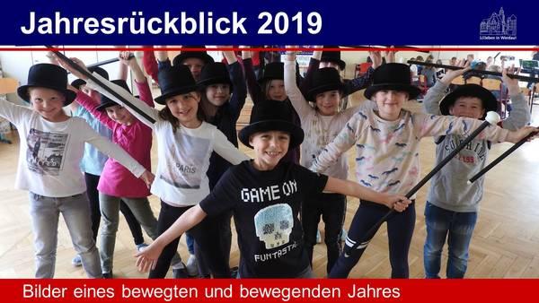 Das Jahr 2019 war auch in Werdau und seinen Ortsteilen ein überaus bewegtes und bewegendes. Schauen Sie noch einmal zurück und lassen Sie auf 91 Bildern das Jahr Revue passieren.