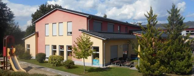 """Integrative Kindertageseinrichtung """"Wirbelwind"""" (Träger: Stadt Werdau)"""