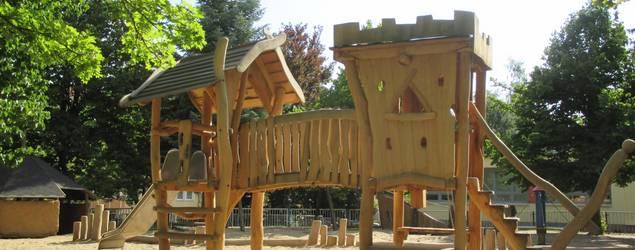 """Integrative Kindertageseinrichtung """"Kinderland"""" (Träger: Johanniter Unfall-Hilfe e.V.)"""