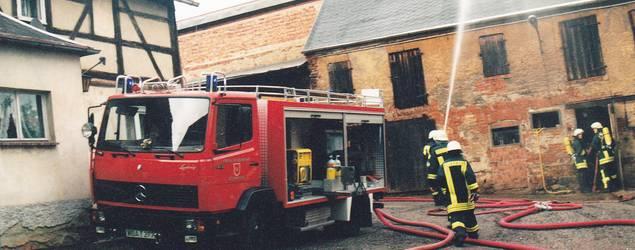 Freiwillige Feuerwehr Steinpleis