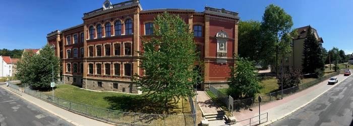 """Gymnasium """"Alexander von Humboldt"""" Werdau (Träger: Stadt Werdau)"""