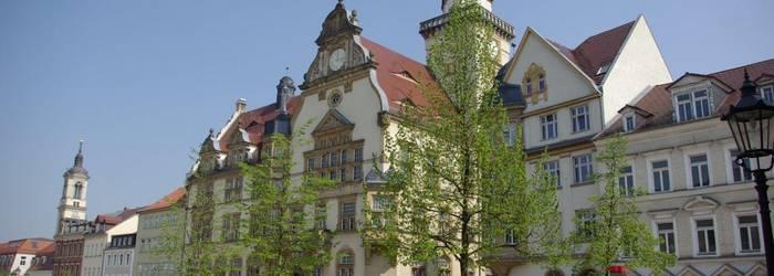 Stadtverwaltung Werdau