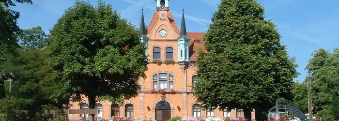 Rathaus Röthenbach